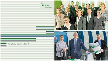 Geschäftsbericht des BWV Bildungsverbands 2015 veröffentlicht
